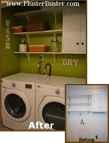 10 Kitchen And Home Decor Items Every 20 Something Needs: Laundry Room Makeover