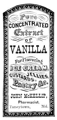 Vanilla Uses