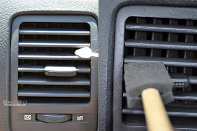 Some easy tricks to make detailing your car simple.