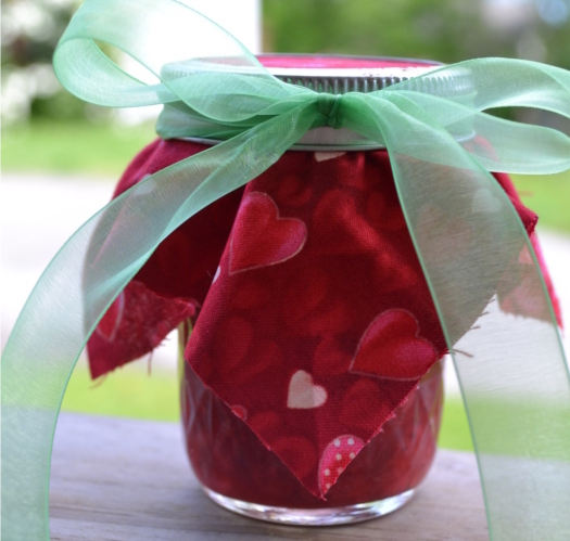Refrigerator Strawberry Jam - A simple approach for preserving strawberries so that they can be enjoyed for weeks to come.