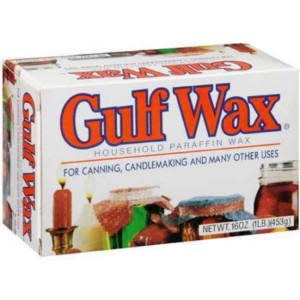 Frugal Living with Paraffin Wax