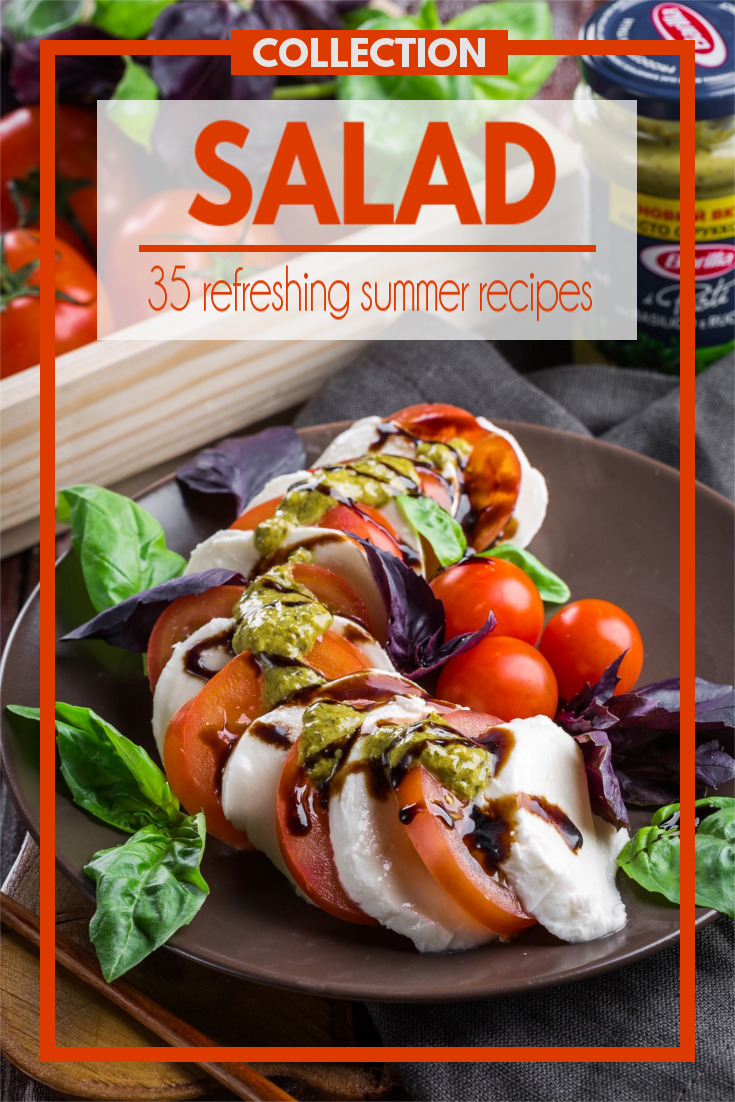 A collection of some of the most delicious salad recipes that friends have shared over the years at our weekly link up party.
