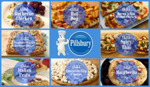 Pillsbury – Pizza Recipes and 2 Giveaways
