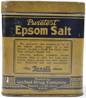 Frugal Living with Epsom Salt