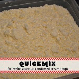 Cheap and Easy Recipes: QuickMix for Cream Soups and Sauces ($2.84)