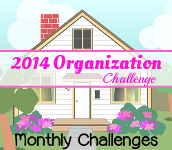 Home Organization Challenge: Day 21 – Monthly Challenges