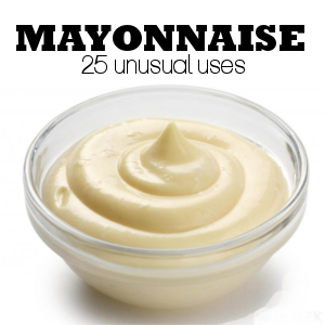 Frugal Living with Mayonnaise