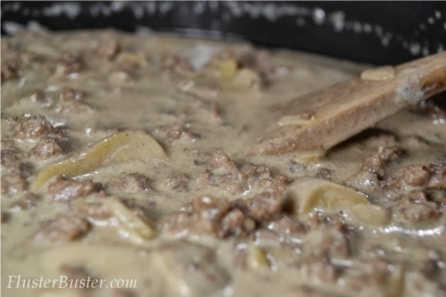 Cheap and Easy Recipes: Beef Stroganoff Dinner (Feed 4 for $4.77)