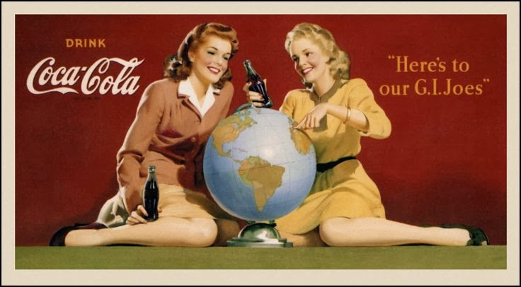 Household Tips: 35 Unusual Uses for Coca-Cola (WWII Series)