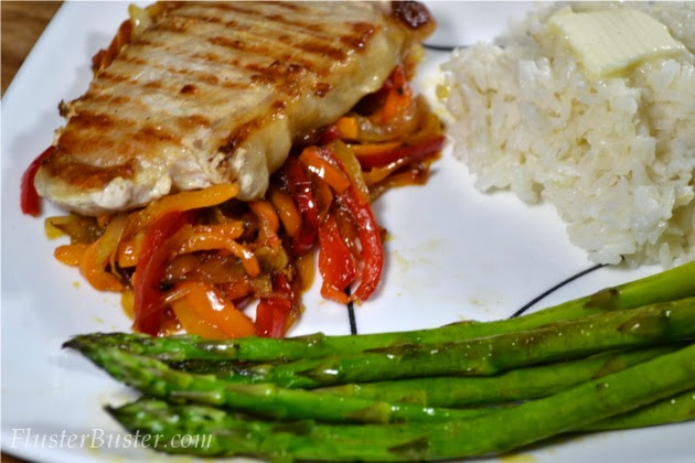 Cheap and Easy Recipes: Peppers & Pork (Feed 4 for $5.18)