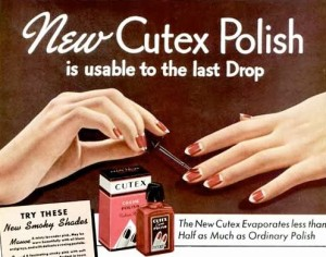 Household Tips: 32 Unusual Uses for Nail Polish (WWII Series)