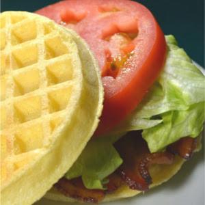 BLT Waffle
