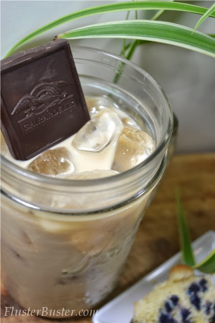 Homemade Iced Coffee: Mocha