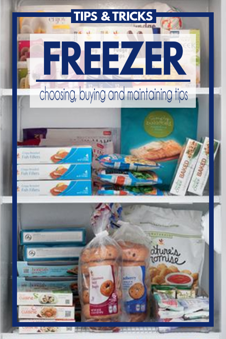Having a freezer can save a ton of money on your grocery budget, but you need to know which is the right one for your family and how to keep it running for years to come.
