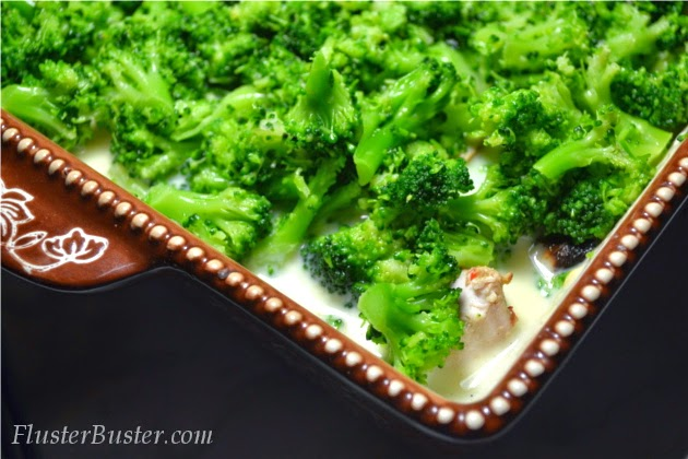 Chicken-Broccoli Casserole (Feed 4 for $4.36) Cheap and Easy Recipe