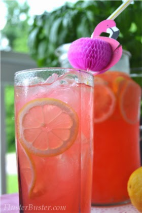 Pink Flamingo Lemonade