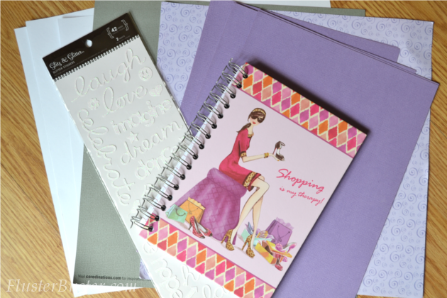 create a personal journal tutorial fluster buster