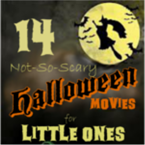 14 Not-So-Scary Halloween Movies for Little Kids
