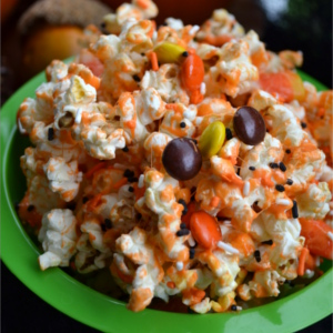 Simple Pumpkin Spice Popcorn Recipe
