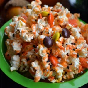 Simple Pumpkin Spice Popcorn Recipe