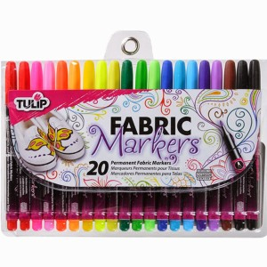 Tulip Fabric Markers 20-Pack