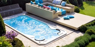 Exercise Hot Tubs