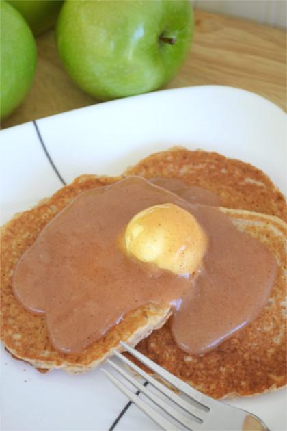 Apple Pancakes (long)