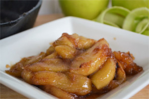 Simple Southern Fried Apple Recipe