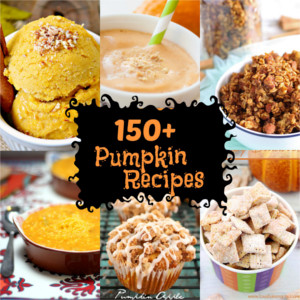 150+ Pumpkin Recipes