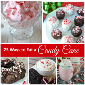 25 Ways to Eat a Candy Cane