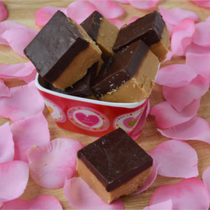 Delectable Peanut Butter Fudge