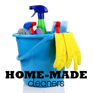 Home-Made Cleaner - Homemade Cleaners