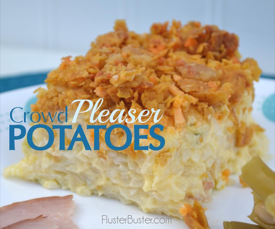 Simple Recipes: Crowd Pleaser Potatoes (8-10 servings)