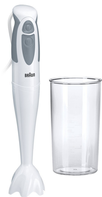 Must Have Treasure: Immersion Blender – easy to use, easy to clean and can be used in place of blenders, mixers and food processors most of the time. It's lightweight, affordable and doesn't take up space.