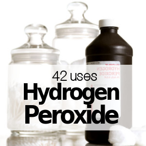 Frugal Living with Hydrogen Peroxide