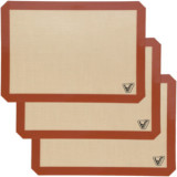 Must Have Treasure: Silicone Baking Mats eliminates the frustration of stuck food and makes clean up easy