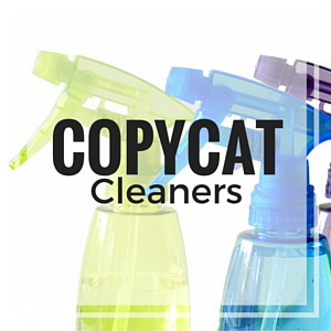 Copycat Recipes for Household Cleaners