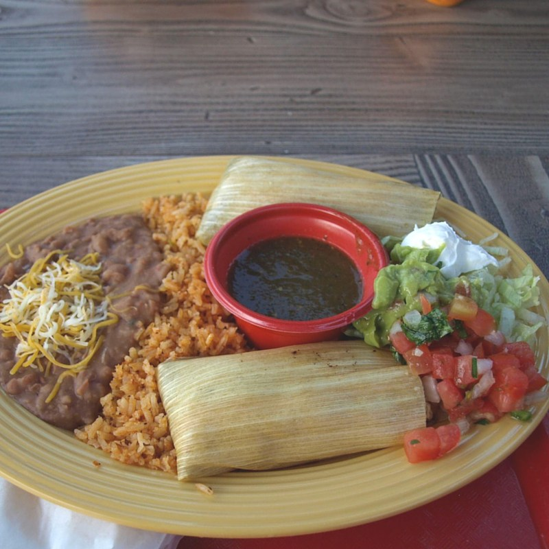 Mexican Tamales - Great Ideas from Bad Domestic Goddess