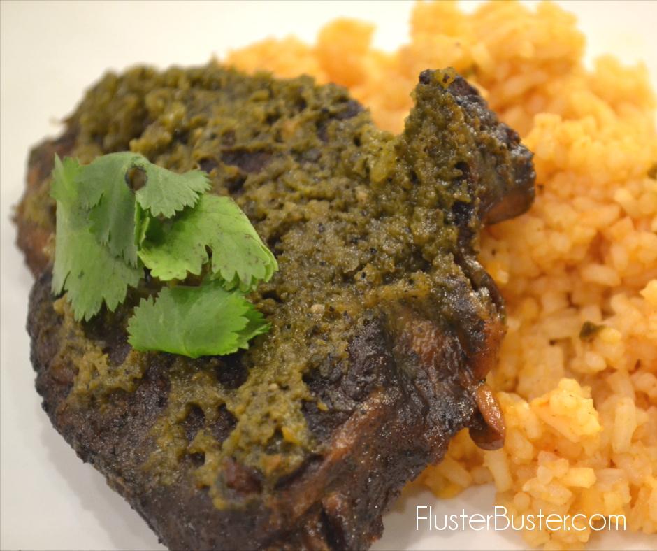 Poblano Carne Asada Recipe