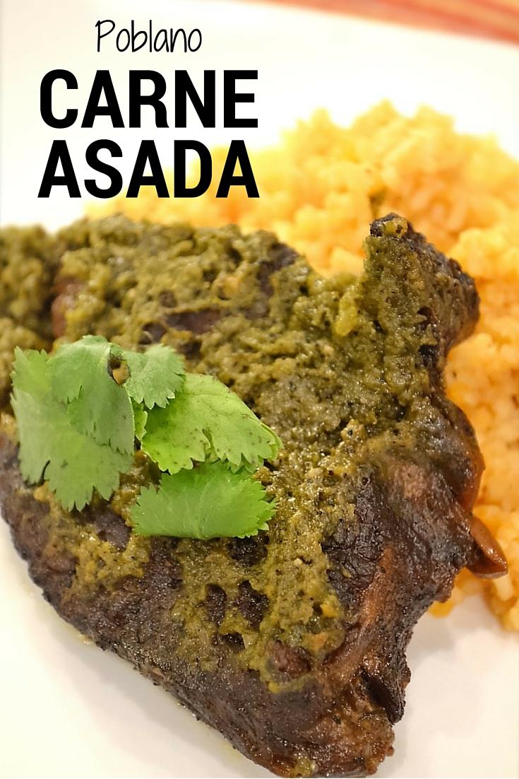 Poblano Carne Asada