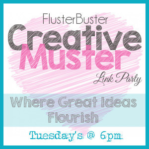 Creative Muster Party {Great Ideas #206}