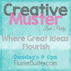Creative Muster Party {Great Ideas #174}