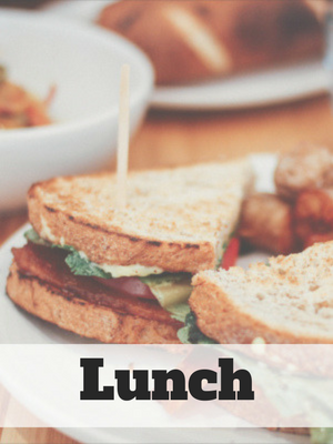 Simple Lunch Recipes