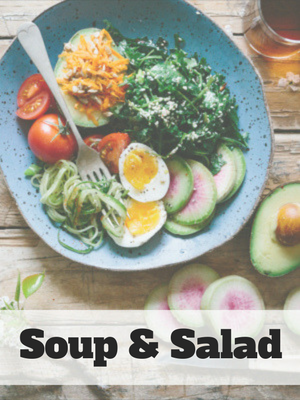 Soup and Salad Recipes