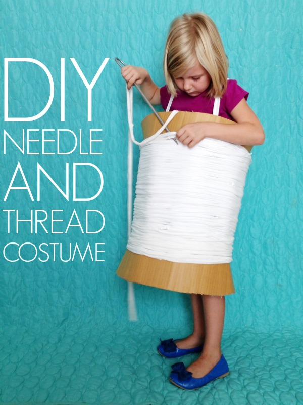 Needle & Thread Costume - Great Ideas from C.R.A.F.T.