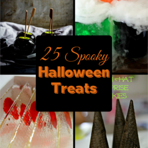 25 Spooky Halloween Treats