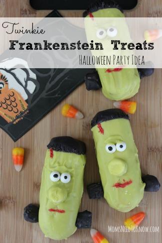 twinkie-frankenstein-treats