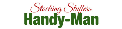 75+Stocking Stuffer Ideas for Men - covers a wide variety of interests.
