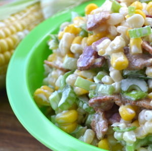 Salad Recipe – Corn Salad