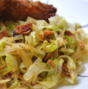 Extreme Cabbage – Simple Side Dish